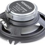 """Kenwood 5-1/4"""" 2-way car speakers KFC-1366S"""
