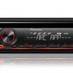 CD Receiver with Pioneer ARC App and USB Control for Certain Android™ Phones DEH-S1200UB