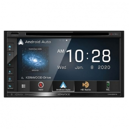Navigation DVD Receiver with Bluetooth DNX577S