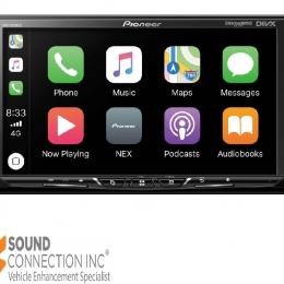 Pioneer Digital multimedia receiver (does not play CDs) DMH-1500NEX