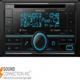 Kenwood CD In-Dash DPX794BH