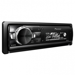 CD Receiver with 3-Way Active Crossover Network, Auto EQ, and Auto Time Alignment DEH-80PRS
