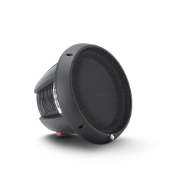 """Rockford Fosgate Power 12"""" dual 2-ohm voice coil component subwoofer T1D212"""