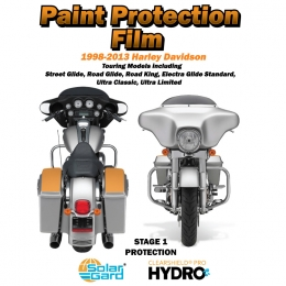 Paint Armor 1998-2013 Harley Davidson Stage 1