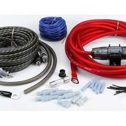Rockford Fosgate 8-gauge amplifier power and signal wiring kit RFK8i