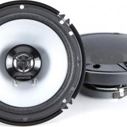 """Kenwood 6-1/2"""" 2-way car speakers  KFC-1666S"""