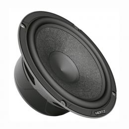 "Hertz 6-1/2"" flat-profile component speaker system CK 165 F"
