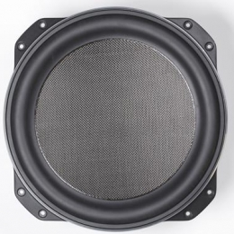 "Kenwood Excelon Shallow-mount 12"" 4-ohm subwoofer XR-W12F"
