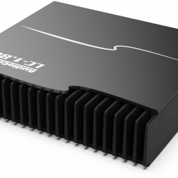 High-Power Mono Subwoofer Amplifier with Accubass® lc-1.800