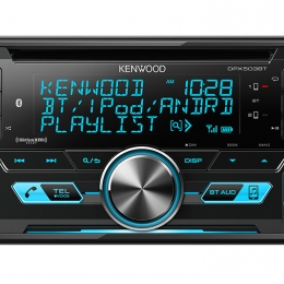 2-DIN CD Receiver with Bluetooth DPX503BT