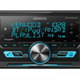 2-Din Digital Media Receiver with Bluetooth DPX303MBT