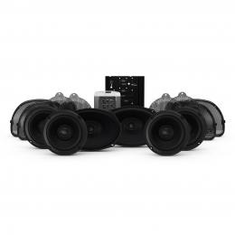 Rockford Fosgate 2014+ Harley-Davidson® Road Glide® CVO® & Street Glide® CVO 6 Speaker & Amp Kit HD14CVO-STAGE3