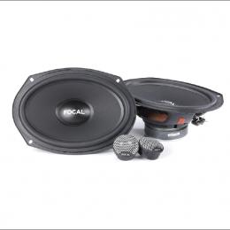 "Focal Universal Integration Series 6""x9"" component speaker system  ISU 690"