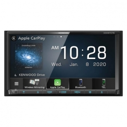 DVD Receiver with Bluetooth & HD Radio DDX9707S