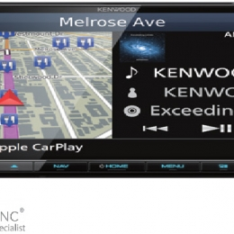 Navigational System DNX997XR