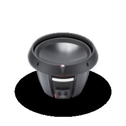 """Rockford Fosgate Power 12"""" dual 4-ohm voice coil component subwoofer  T1D412"""
