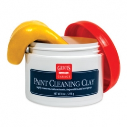 Griot's PAINT CLEANING CLAY, 8 OUNCES ITEM# 11153
