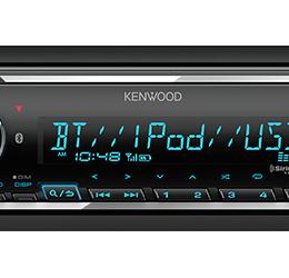 Digital Media Receiver with Bluetooth KMM-BT328U