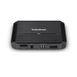 Rockford Fosgate Punch Mono subwoofer amplifier — 1,000 watts RMS x 1 at 1 ohm P1000X1bd