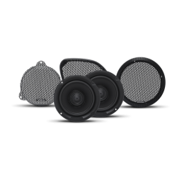 """Rockford Fosgate Power Harley-Davidson® 6.5"""" Full Range Fairing/Tour-Pak Speakers (2014+)"""
