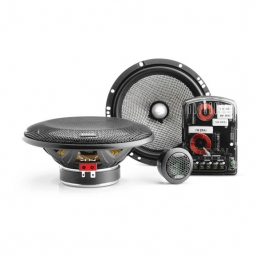 "Focal Performance Access Series 6-1/2"" 2-way component speaker system 165AS"