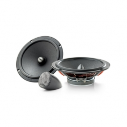 "Focal ISU 165 Universal Integration Series 6-1/2"" component speaker system"