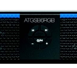 ATGSB6RGB 6 Speaker Sound Bar