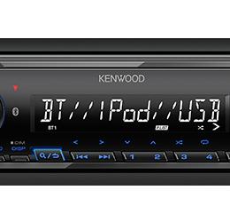 Digital Media Receiver with Bluetooth KMM-BT228U