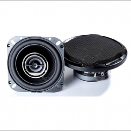 "Kenwood 4"" Round 2-way 2 Speaker KFC-1096PS"
