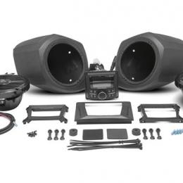 Rockford Fosgate Stereo and front lower speaker kit for select Polaris GENERAL™ models GNRL-STAGE2