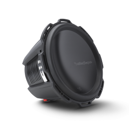 "Rockford Fosgate Power T1 15"" subwoofer with selectable 1- or 4-ohm impedance  T1D215"