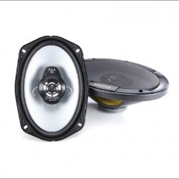 """Kenwood 6""""x9"""" 3-way car speakers  KFC-6966S"""