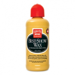 Griot's BEST OF SHOW® WAX, 16 OUNCES ITEM# 11171