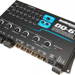 AudioControl 6 Channel Line Out Converter With Signal Delay and EQ DQ-61