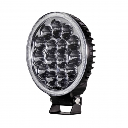 7in ROUND - 15 LED DRIVING LIGHT HE-DL4