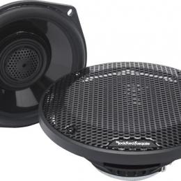 """Rockford Fosgate Power Harley-Davidson® 5.25"""" Full Range Tour-Pak Speakers (1998-2013) TMS5"""