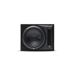 "Rockford Fosgate Punch P2 ported enclosure with 12"" sub P2-1X12"