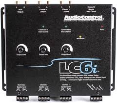AudioControl 6 Channel Line Out Converter lc6i