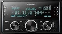 Double DIN Digital Media Receiver with Enhanced Audio Functions, Pioneer Smart Sync App Compatibility, MIXTRAX®, Built-in Bluetooth®, and SiriusXM-Ready™ MVH-S622BS