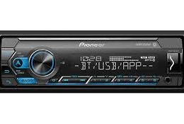 Digital Media Receiver with Pioneer Smart Sync App Compatibility, MIXTRAX®, Built-in Bluetooth® MVH-S322BT