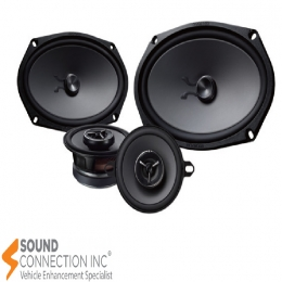 "Kenwood Excelon 6""x9"" component speaker system for select Chrysler and Toyota vehicles KFC-XP6903C"