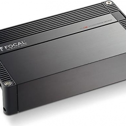 Focal Performance Series 2-channel car amplifier — 220 watts RMS x 2 FPX 2.750