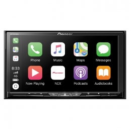 """Flagship In-Dash Multimedia Receiver with 6.94"""" WVGA Clear Resistive Touchscreen Display AVH-W4500NEX"""