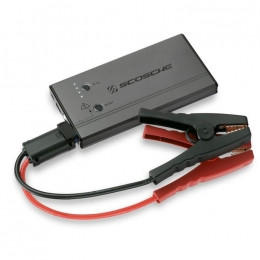 PowerUp 300 Portable Car Jump Starter / USB Power Bank with LED Flashlight PBJ300-1