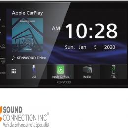 Kenwood CarPlay - Digital Media Receiver DMX4707S