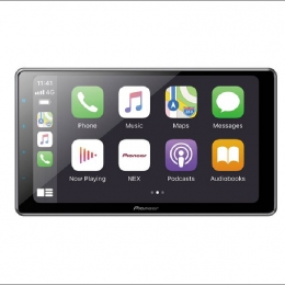 "Multimedia Receiver with 9"" HD Capacitive Touch Floating Display DMH-WT7600NEX"