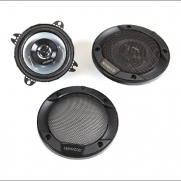 "Kenwood 4"" 2-way car speakers KFC-1066S"