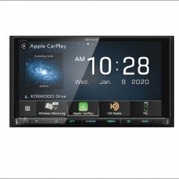Kenwood CarPlay - Digital Media Receiver DMX957XR