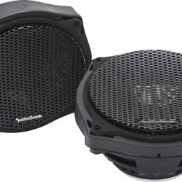 """Rockford Fosgate Power Harley-Davidson® Street Glide® 6.5"""" Full Range Fairing Speakers (2006-2013) TMS6SG"""