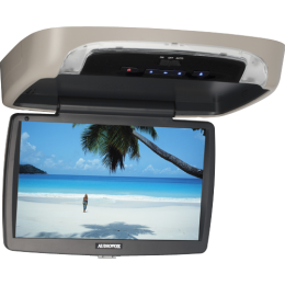 10.1 inch Hi-Def digital monitor with built-in DVD player VODDLX10A